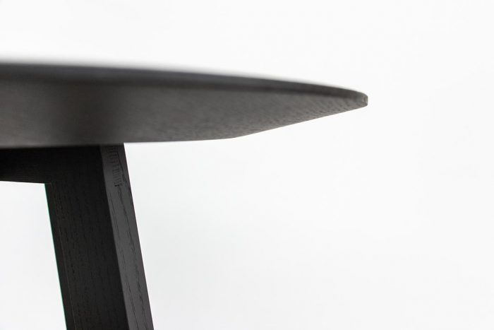 Ronde salon tafel